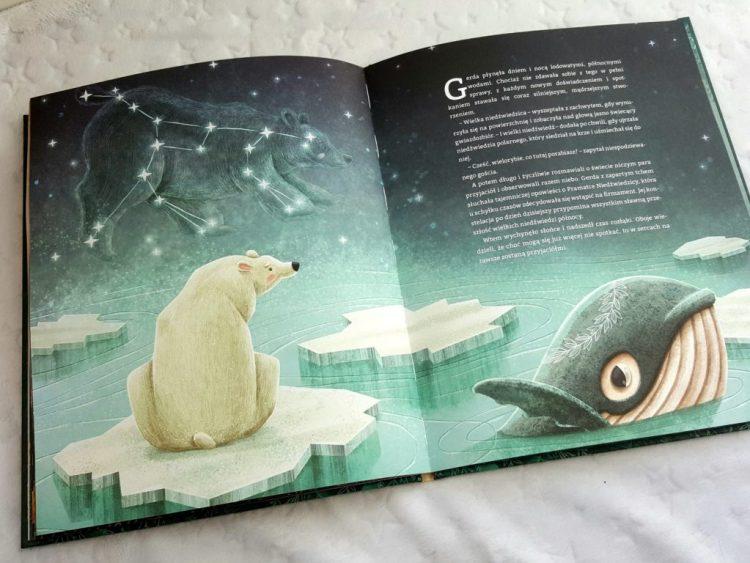 20190415_092618-11362100190-767x1024 PICTUREBOOK : Gerda. Historia wieloryba.  Niezwykła podróż w poszukiwaniu najważniejszego od Zielona Sowa. 4+