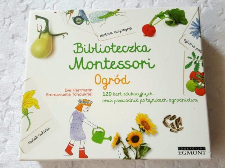 20190618_18572446017014-1024x768 Biblioteczka Montessori. Ptaki Europy, Ogród, Astronomia, Ciało człowieka. 4+ EGMONT Lato 2019
