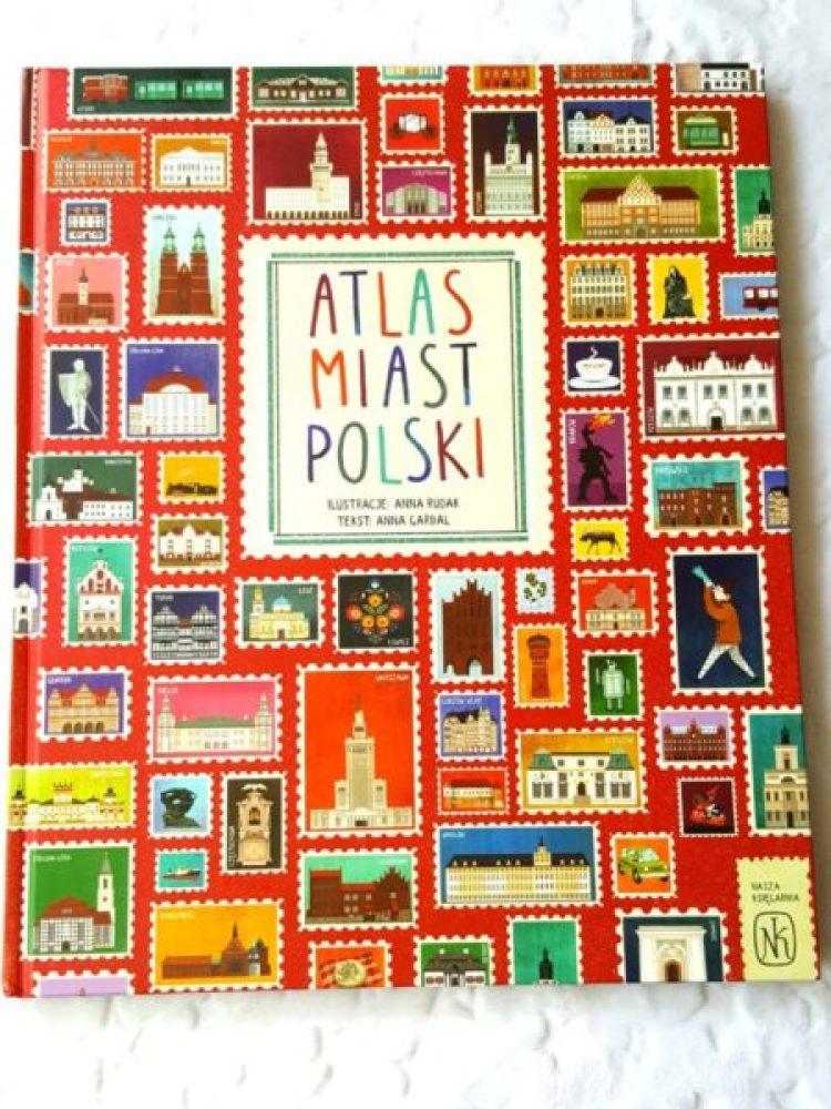 20190627_1248431213339970-768x1024 Atlas miast Polski. Zwiedzaj ponad 30 miast w Polsce. Nasza Księgarnia LATO 2019