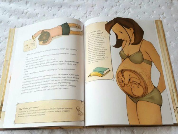 20190722_0815031172282396-1024x768 Psychologia dla dzieci: Dziecko w brzuchu mamy i To wszystko rodzina od Wydawnictwo Sam