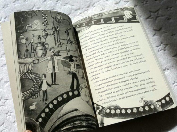 Tajemnice_Gryzmolkowa-1_3D Tajemnice Gryzmołkowa. Duch z fabryki krówek.  Kapitan Nauka 9+ JESIEŃ 2019