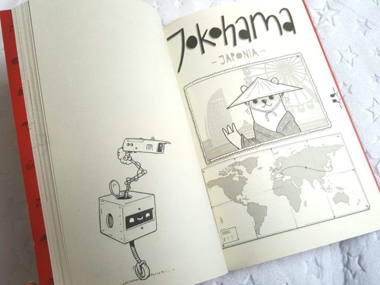 20200204_0835221897070980-768x1024 GRAnatowy czwartek: Dziennik: Zagadkowa podróż – Rozwiązuj zagadki, odkrywając świat! FOXGAMES 2020