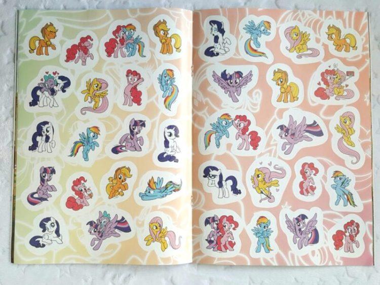 20200619_085329-1024x675 BAJKOWE KSIĄŻKA DO WYKLEJANIA – Heniś, Kot-o-ciaki, My Little Pony. LATO 2020