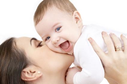 Construire un lien d'attachement avec le bébé 1