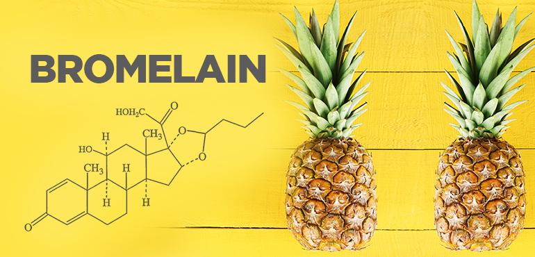 La bromélaïne dans l'ananas : Les effets sur la santé 1