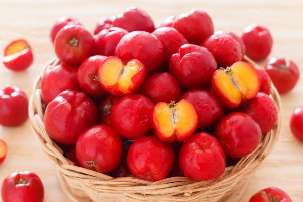 L'acérola fruit