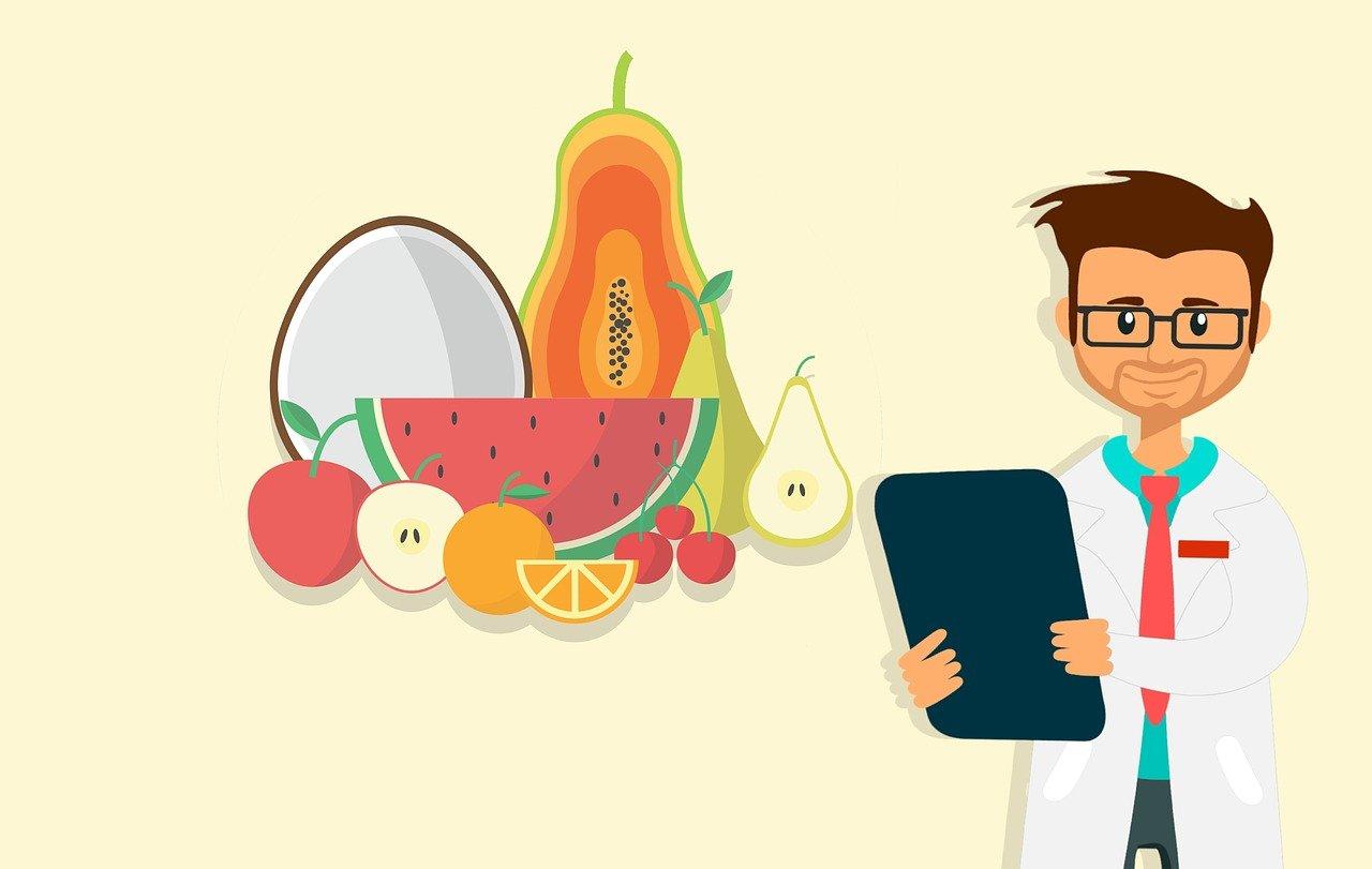 A quoi sert la visite chez le nutritionniste ? 1