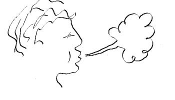 Respirer En Visualisant Une Paille