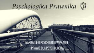 Prawo i psychologia