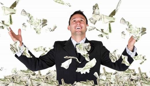 お金持ちになる6つの方法。深層心理が達成のコツ!?