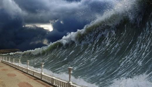 【夢占い】津波が暗示する重要なシグナル