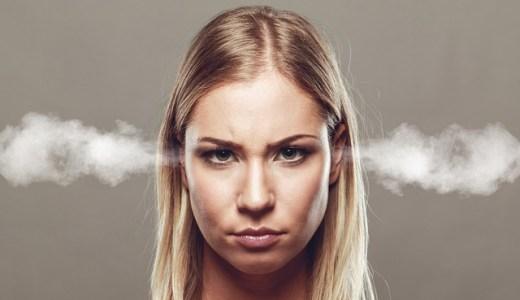 短気を起こすと自分が損をする! 短気を治す5つの方法とは?