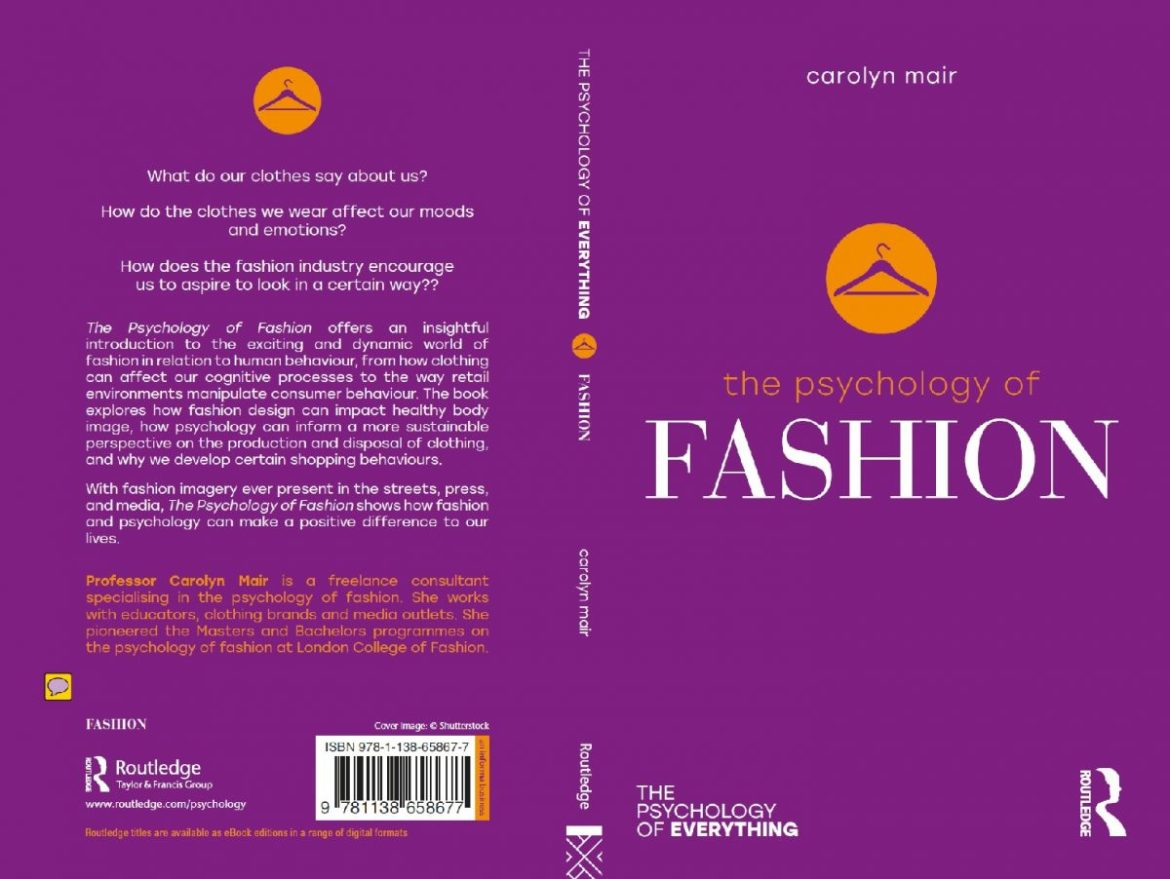 Full covedr The Psychology of Fashion book