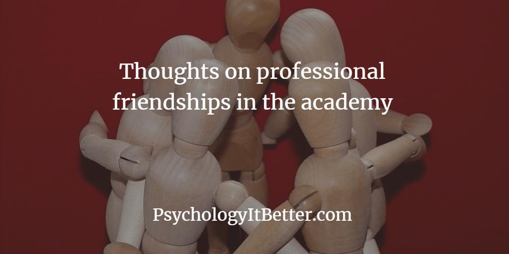 Professional Friendship circles