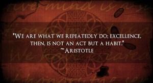 Aristotle ENTJ Quote