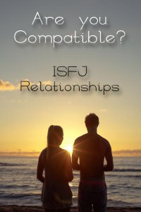 ISFJ Relationships