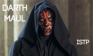 Darth Maul ISTP