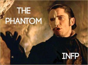 The Phantom INFP