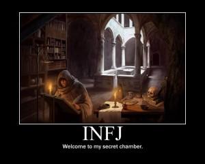 INFJ Secret Chamber