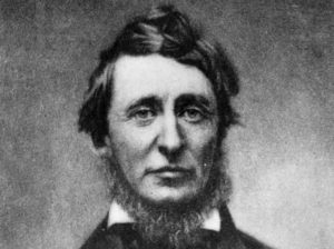 Henry David Thoreau INTP