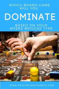 board game mbti