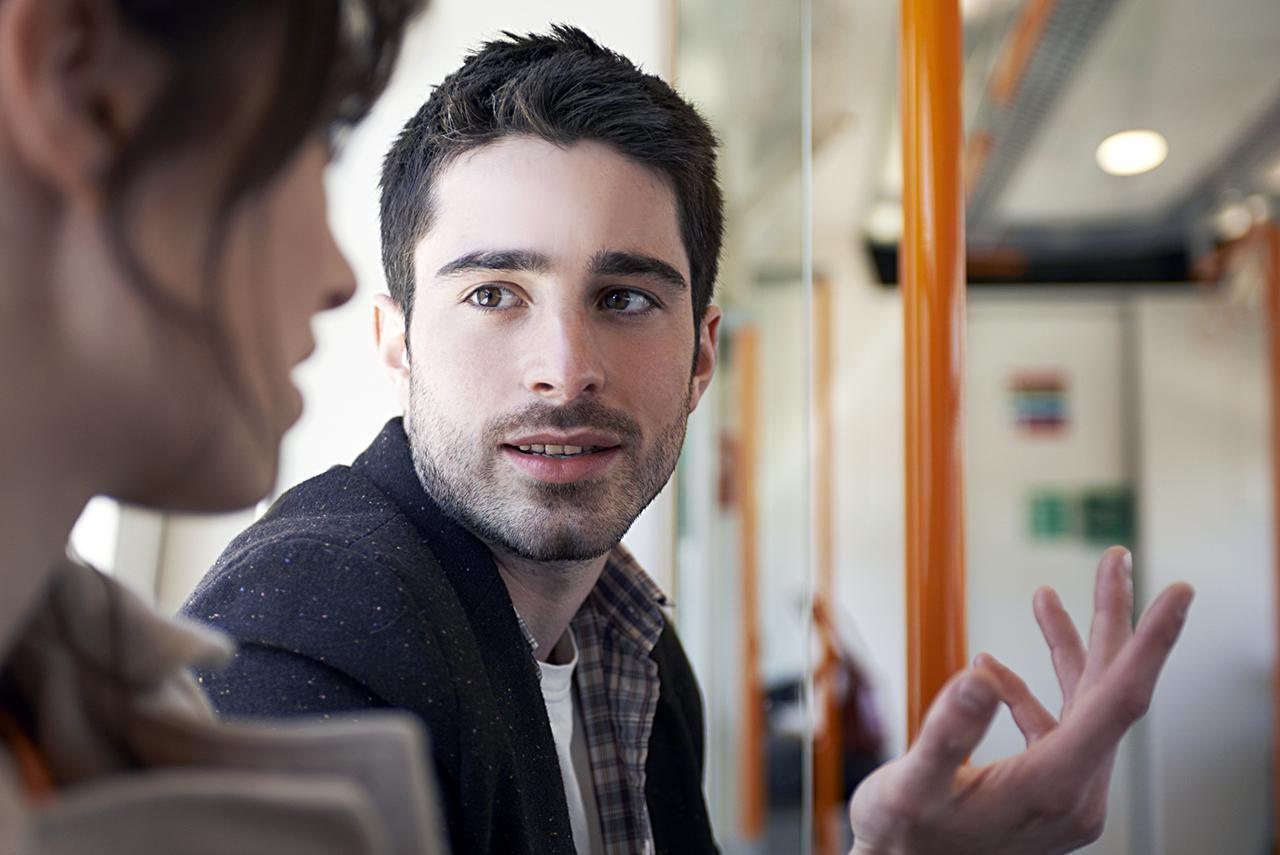speed dating råd kroppssprog eksempler på at skrive online dating profil