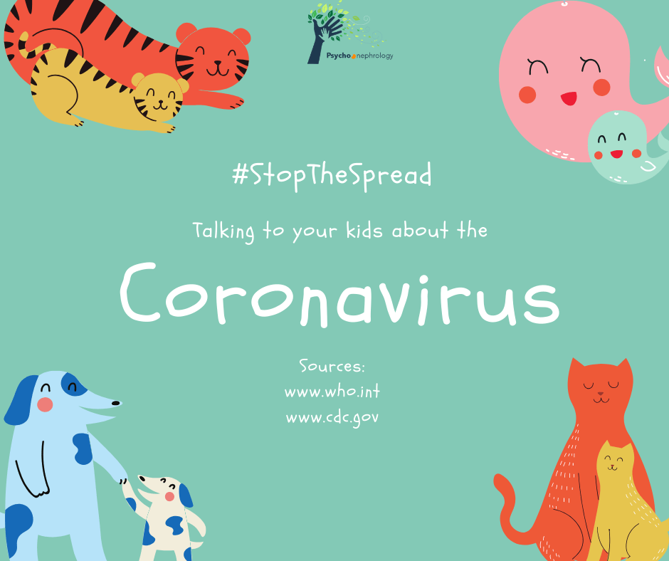 How to talk to kids about coronavirus 4
