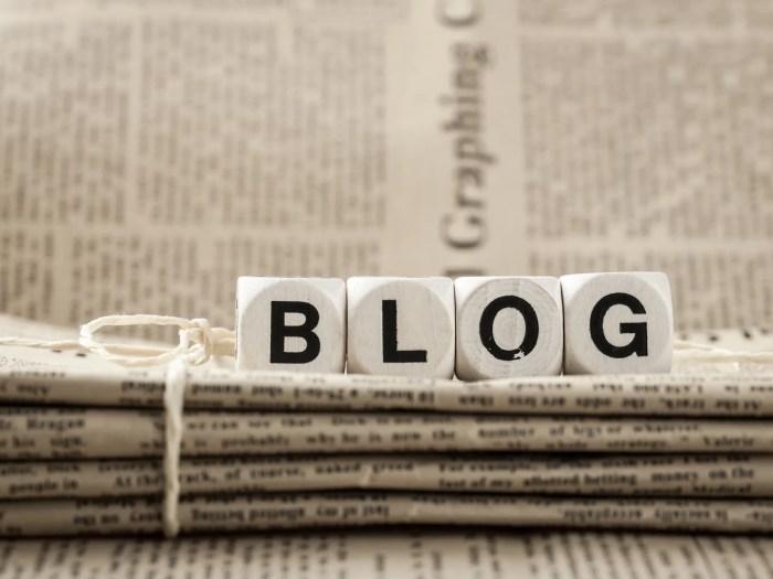 lancer son propre blog
