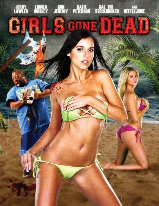 Horror Movie Trailer - Girls Gone Dead
