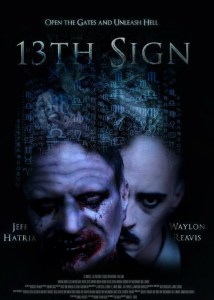 Horror Movie Trailer – 13th Sign