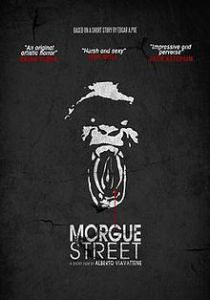 Horror Movie Trailer – Morgue Street (NSFW)