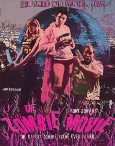 Horror Movie Trailer – The Zombie Movie