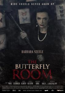 Horror Movie Trailer – The Butterfly Room