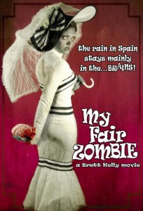 Horror Movie Trailer – My Fair Zombie
