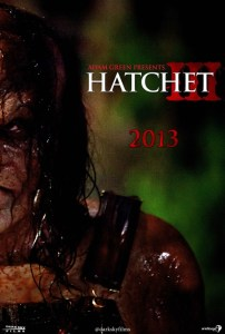 Horror Movie Trailer (teaser) – Hatchet III