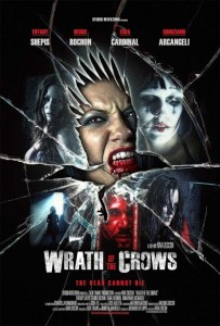 Horror Movie Trailer – Wrath of the Crows