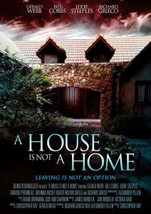Horror Movie Trailer – A House Is Not a Home