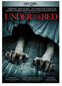 Horror Movie Trailer – Under the Bed