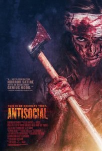 Horror Movie Trailer – Antisocial