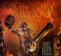 Horror Movie Trailer – Gingerdead Man Vs Evil Bong