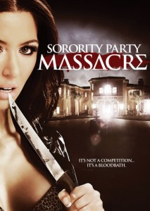 Horror Movie Trailer – Sorority Party Massacre