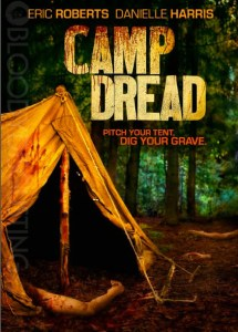 Horror Movie Trailer – Camp Dread
