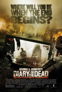 Diary of the Dead (2007) | Where will you be when the end begins? | #31PostsOfHalloween