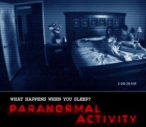 Paranormal Activity (2007) | What Happens When You Sleep? | #31PostsOfHalloween