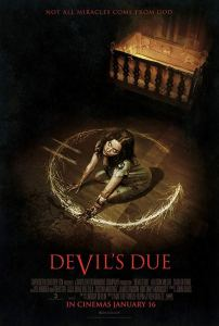 Devil's Due (2014) | Not all miracles come from God.