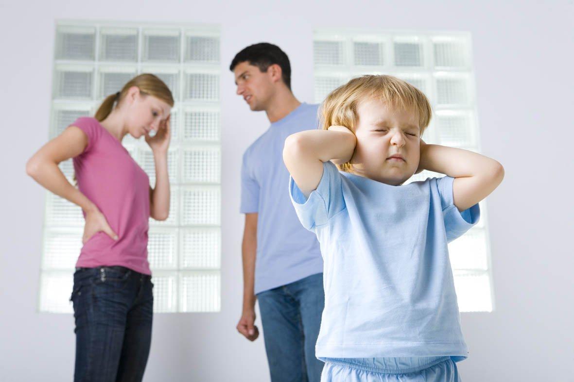 Jak dziecko przeżywa rozwód rodziców?