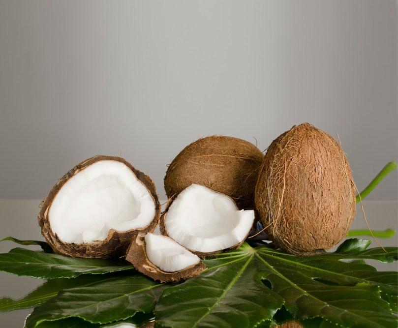 błonnik i mąka kokosowa