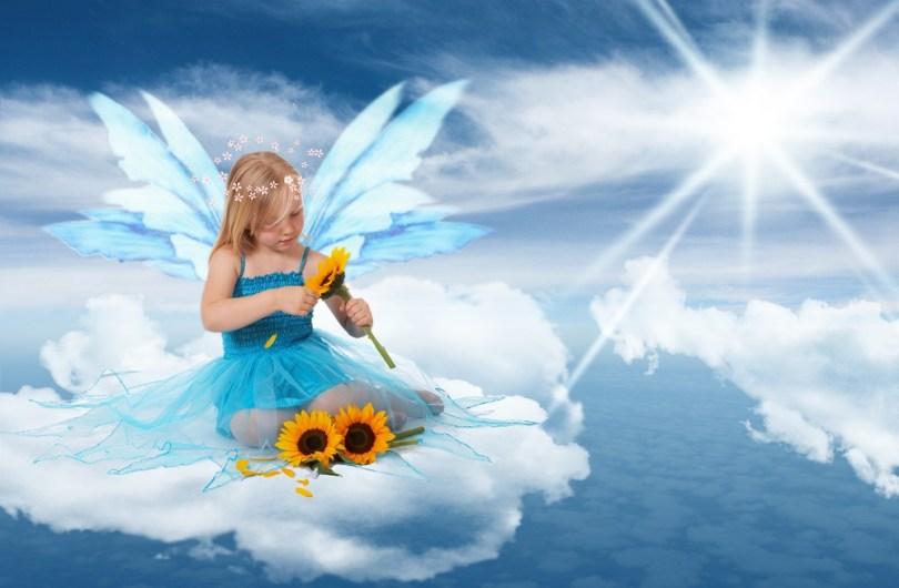 dzieci i anioły