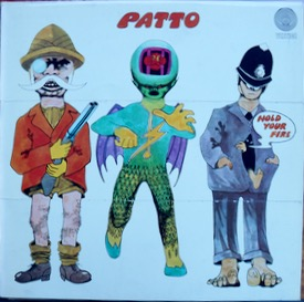 PATTO HOLD YOUR FIRE Uk Swirl orig with inner, as nice as you will find, lovely m- example, flaps and spine perfect £500 M-/M- VERTIGO 6360 032 LP