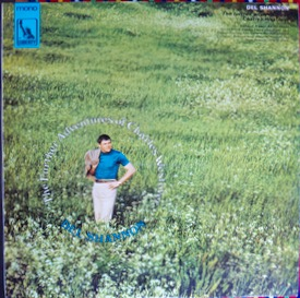 DEL SHANNON THE FURTHER ADVENTURES OF CHARLES WESTOVER Rare UK blue label MONO orig of fine psych lp, tiny initial on rear edge, 1 paper scuff, closer to m- plays lovely £100 M-/M-- LIBERTY LBL 83114 LP